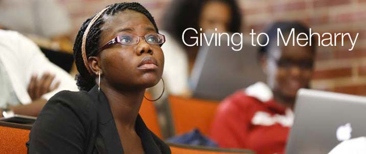 Giving to Meharry