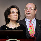 Brad and Susan Glazer