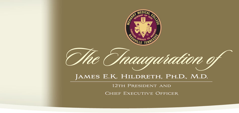 Inauguration Save the Date banner