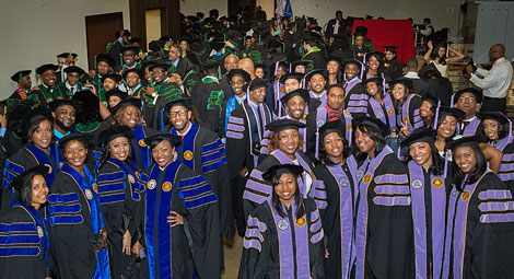 Meharry Medical School >> Meharry Medical College Graduates Largest Class In History