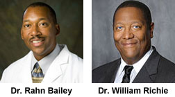 Dr. Bailey and Dr. Richie