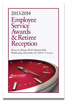 2013-14 Employee Service Awards & Retiree Reception