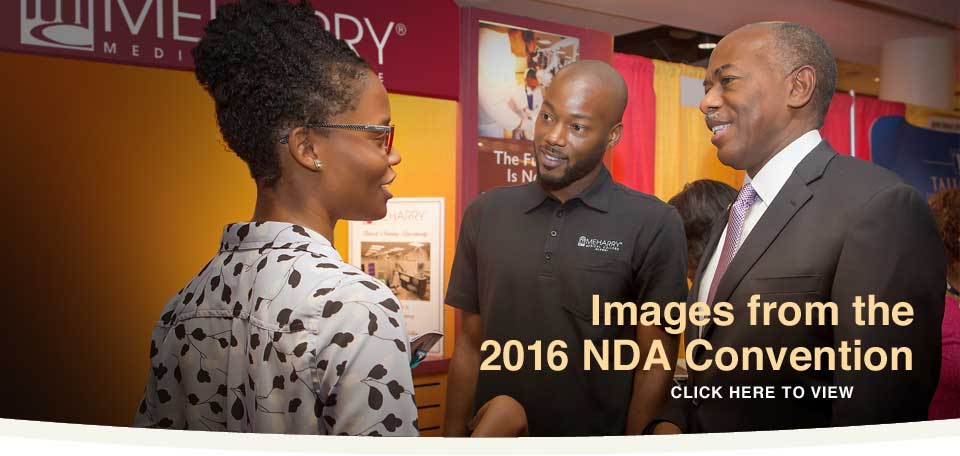 Meharry at NDA Conference 2016