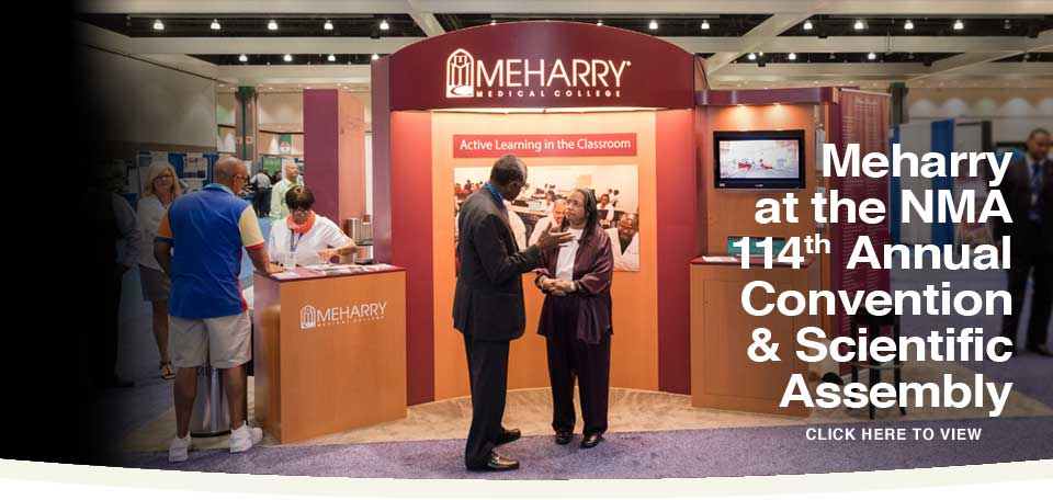 Meharry at the NMA 2016