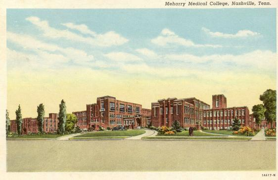 Meharry Medical College - 1950
