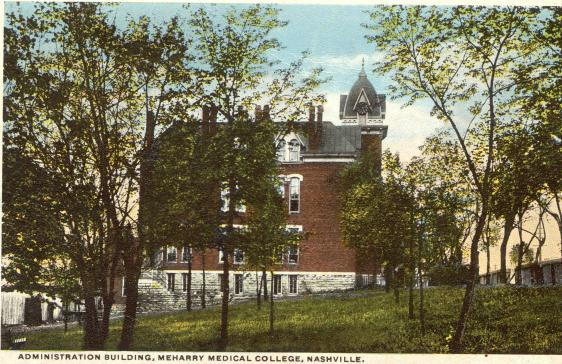 Meharry Medical College - 1918