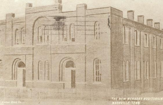 Meharry Medical College - 1912