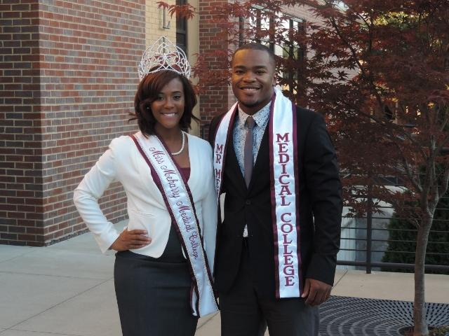 Mr. and Miss Meharry