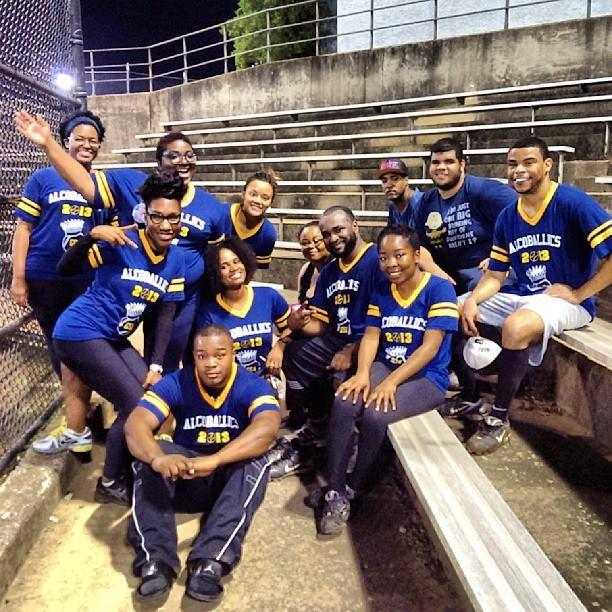 Intramural Softball 2013
