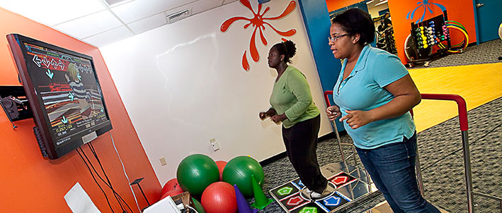 meharry youth fitness center patients