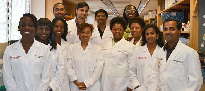 Meharry Research lab